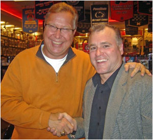 Ron Jaworski and Terry Bender
